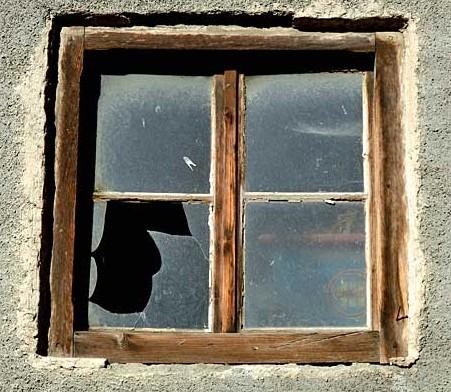 Teoria delle finestre rotte