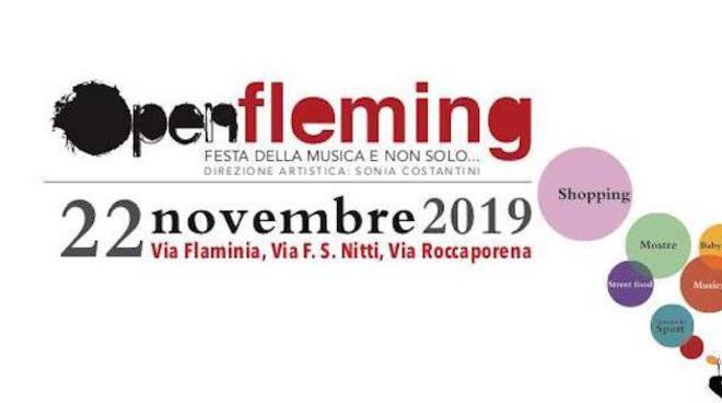 Open Fleming 22 Novembre 2019